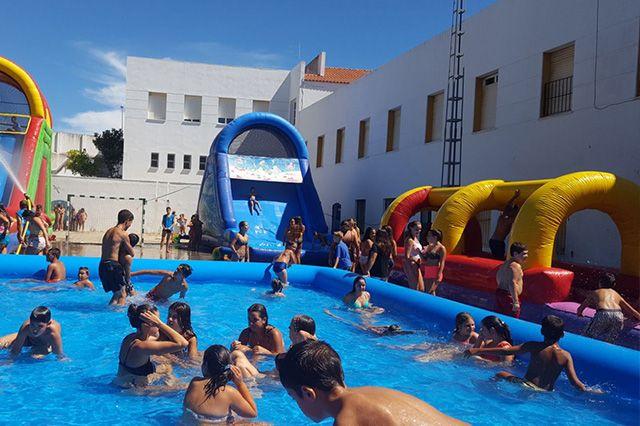 Súper Fiesta del Agua