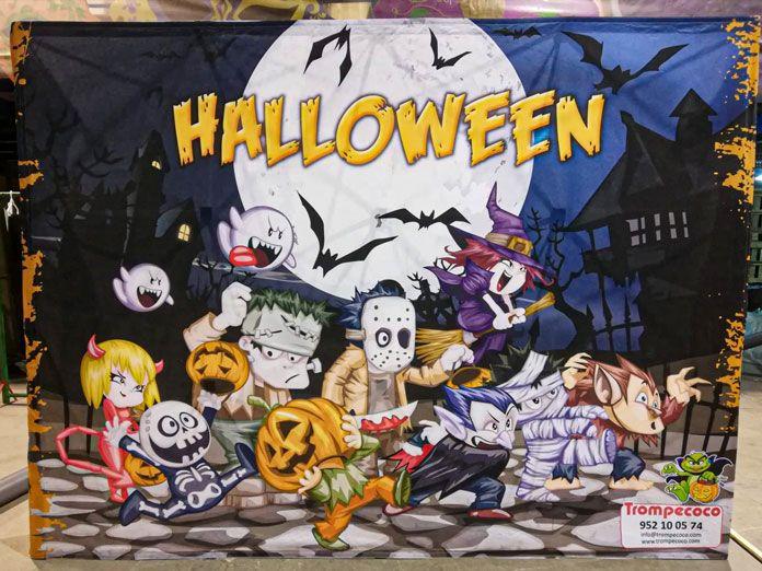 Actividades y decoración para Halloween Trompecoco