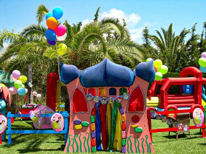 Animación para fiestas y eventos privados